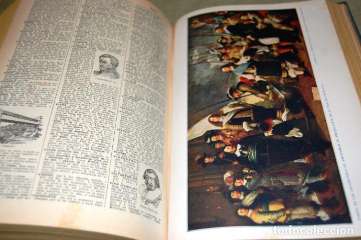 Enciclopedias antiguas: ENCICLOPEDIA SOPENA, NUEVO DICCIONARIO ILUSTRADO DE LA LENGUA ESPAÑOLA. 2 TOMOS, AÑO 1933. - Foto 20 - 191287471