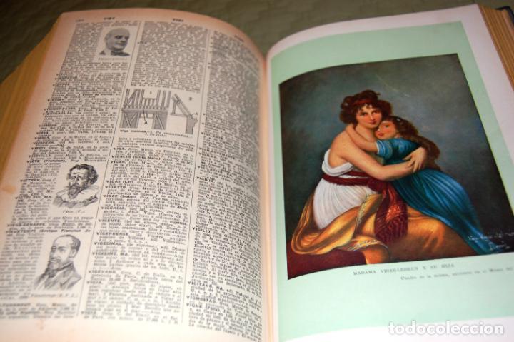 Enciclopedias antiguas: ENCICLOPEDIA SOPENA, NUEVO DICCIONARIO ILUSTRADO DE LA LENGUA ESPAÑOLA. 2 TOMOS, AÑO 1933. - Foto 21 - 191287471
