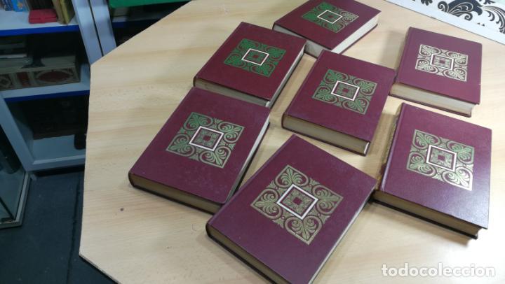 Enciclopedias antiguas: GRAN DICCIONARIO ENCICLOPEDICO EVEREST - Foto 8 - 191417650
