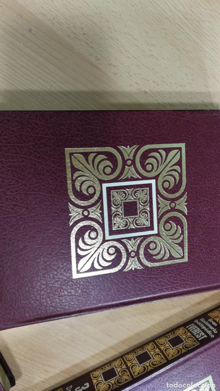 Enciclopedias antiguas: GRAN DICCIONARIO ENCICLOPEDICO EVEREST - Foto 13 - 191417650