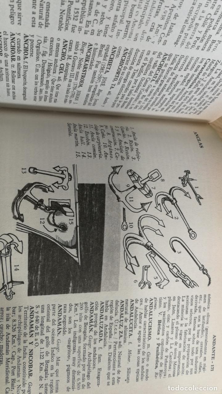 Enciclopedias antiguas: GRAN DICCIONARIO ENCICLOPEDICO EVEREST - Foto 16 - 191417650