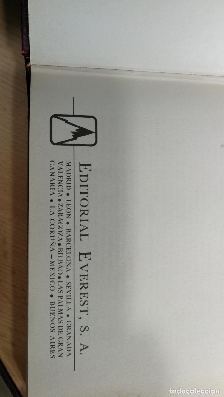 Enciclopedias antiguas: GRAN DICCIONARIO ENCICLOPEDICO EVEREST - Foto 19 - 191417650