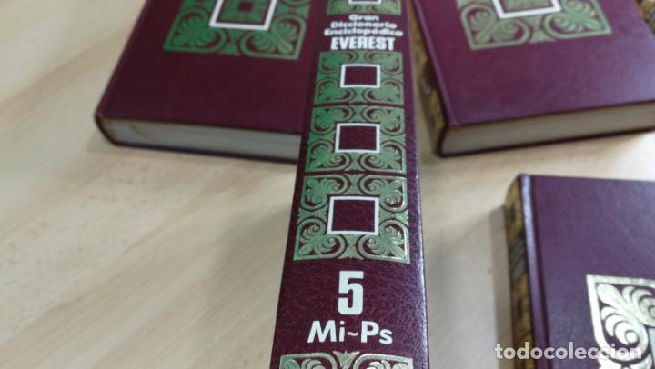 Enciclopedias antiguas: GRAN DICCIONARIO ENCICLOPEDICO EVEREST - Foto 29 - 191417650