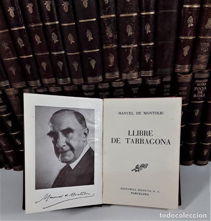 Enciclopedias antiguas: BIBLIOTECA SELECTA. 91 EJEMPLARES. BARCELONA. SIGLO XX. - Foto 2 - 170056644