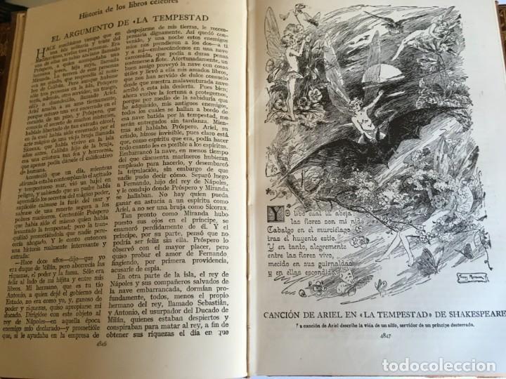 Enciclopedias antiguas: enciclopedia tesoro de la juventud,17 tomos,por walter jackson, editor. borde de hoja dorada - Foto 8 - 194589452