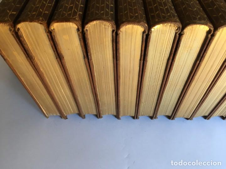 Enciclopedias antiguas: enciclopedia tesoro de la juventud,17 tomos,por walter jackson, editor. borde de hoja dorada - Foto 11 - 194589452