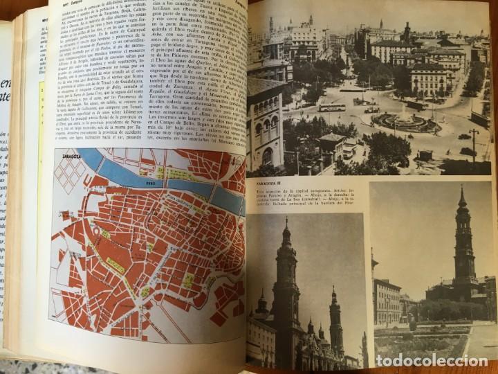 Enciclopedias antiguas: focus enciclopedia universal año 1965 lote 6 tomos - Foto 4 - 194689015
