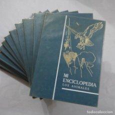 Enciclopedias antiguas: MI ENCICLOPEDIA 12 TOMOS COMPLETA. ILUSTRADA - PROF. GIUSEPPINA MONTORFANO - EDICIONES GAISA . Lote 194956371