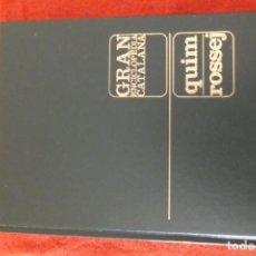 Enciclopedias antiguas: ENCICLOPEDIA CATALANA - VOLUMEN Nº 19. Lote 195230792