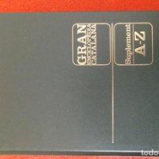 Enciclopedias antiguas: ENCICLOPEDIA CATALANA - VOLUMEN Nº 26 (APÉNDICE 1998). Lote 195230893