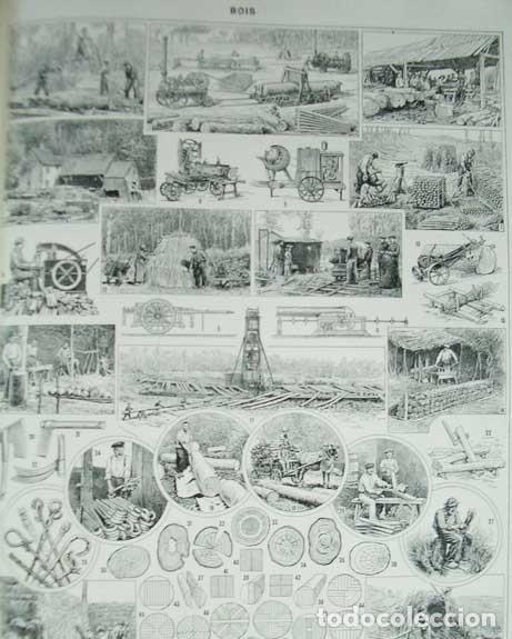 Enciclopedias antiguas: 1928 - LAROUSSE DU XX° SIÈCLE - XX° SIÈCLE LAROUSSE - EN 6 VOLUMES - piel - en francés - Foto 2 - 195421553