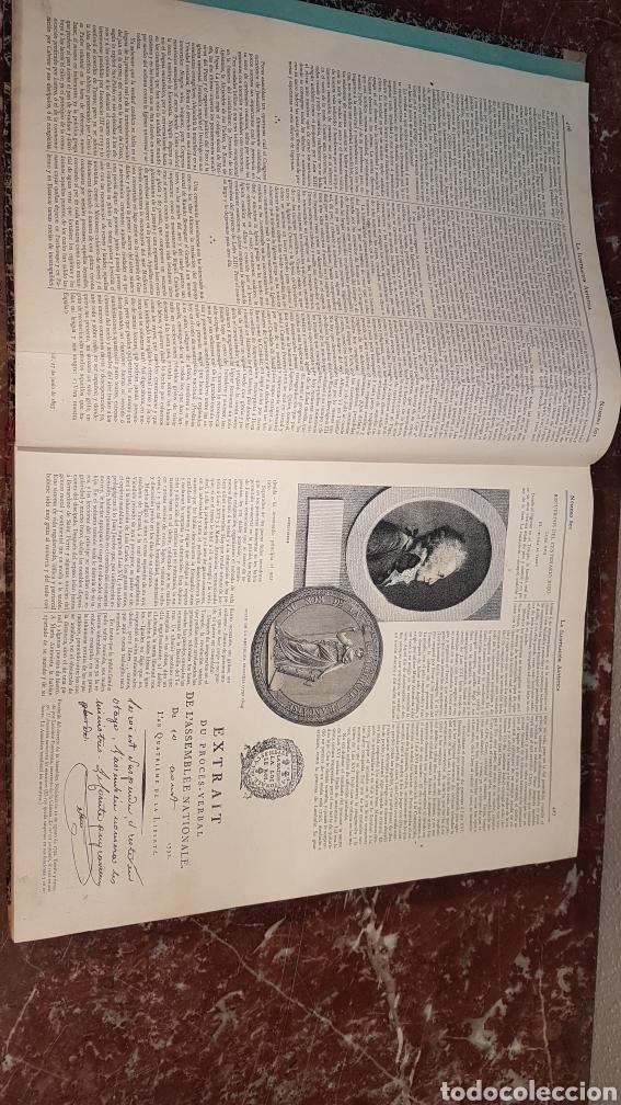 Enciclopedias antiguas: LA ILUSTRACIÓN ARTISTICA. AÑO XII. BARCELONA, DESDE 3 Jul. - 25 Dic. 1893. TOMO 2 - Foto 5 - 197559512