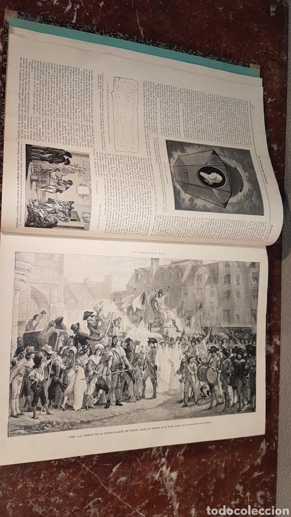 Enciclopedias antiguas: LA ILUSTRACIÓN ARTISTICA. AÑO XII. BARCELONA, DESDE 3 Jul. - 25 Dic. 1893. TOMO 2 - Foto 6 - 197559512