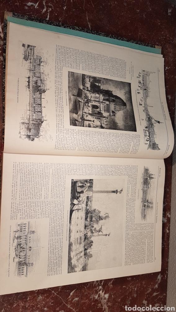Enciclopedias antiguas: LA ILUSTRACIÓN ARTISTICA. AÑO XII. BARCELONA, DESDE 3 Jul. - 25 Dic. 1893. TOMO 2 - Foto 7 - 197559512