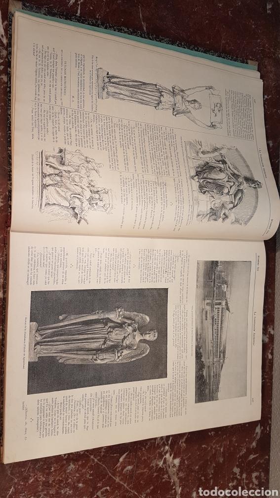 Enciclopedias antiguas: LA ILUSTRACIÓN ARTISTICA. AÑO XII. BARCELONA, DESDE 3 Jul. - 25 Dic. 1893. TOMO 2 - Foto 9 - 197559512