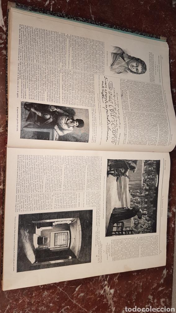 Enciclopedias antiguas: LA ILUSTRACIÓN ARTISTICA. AÑO XII. BARCELONA, DESDE 3 Jul. - 25 Dic. 1893. TOMO 2 - Foto 10 - 197559512