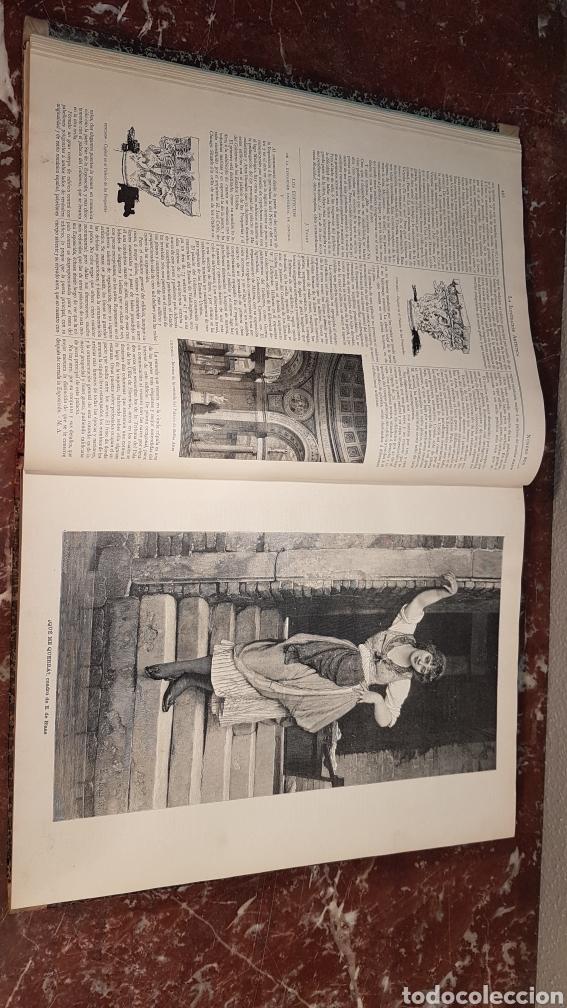 Enciclopedias antiguas: LA ILUSTRACIÓN ARTISTICA. AÑO XII. BARCELONA, DESDE 3 Jul. - 25 Dic. 1893. TOMO 2 - Foto 11 - 197559512