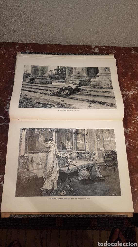 Enciclopedias antiguas: LA ILUSTRACIÓN ARTISTICA. AÑO XII. BARCELONA, DESDE 3 Jul. - 25 Dic. 1893. TOMO 2 - Foto 13 - 197559512