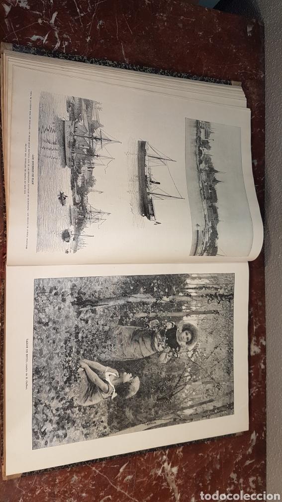 Enciclopedias antiguas: LA ILUSTRACIÓN ARTISTICA. AÑO XII. BARCELONA, DESDE 3 Jul. - 25 Dic. 1893. TOMO 2 - Foto 14 - 197559512