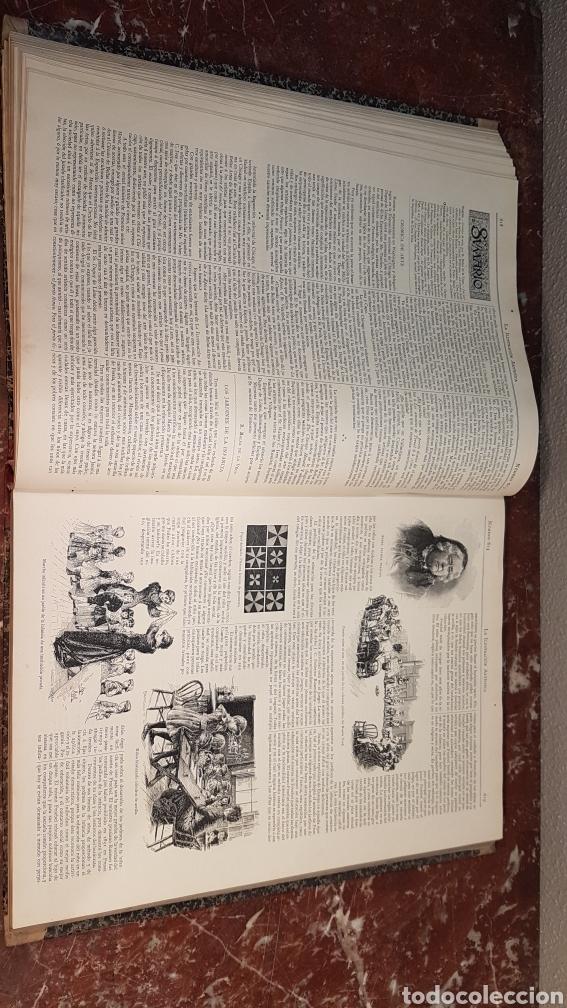 Enciclopedias antiguas: LA ILUSTRACIÓN ARTISTICA. AÑO XII. BARCELONA, DESDE 3 Jul. - 25 Dic. 1893. TOMO 2 - Foto 18 - 197559512