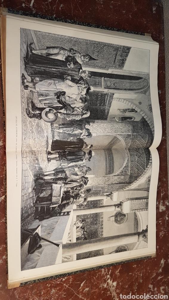 Enciclopedias antiguas: LA ILUSTRACIÓN ARTISTICA. AÑO XII. BARCELONA, DESDE 3 Jul. - 25 Dic. 1893. TOMO 2 - Foto 20 - 197559512