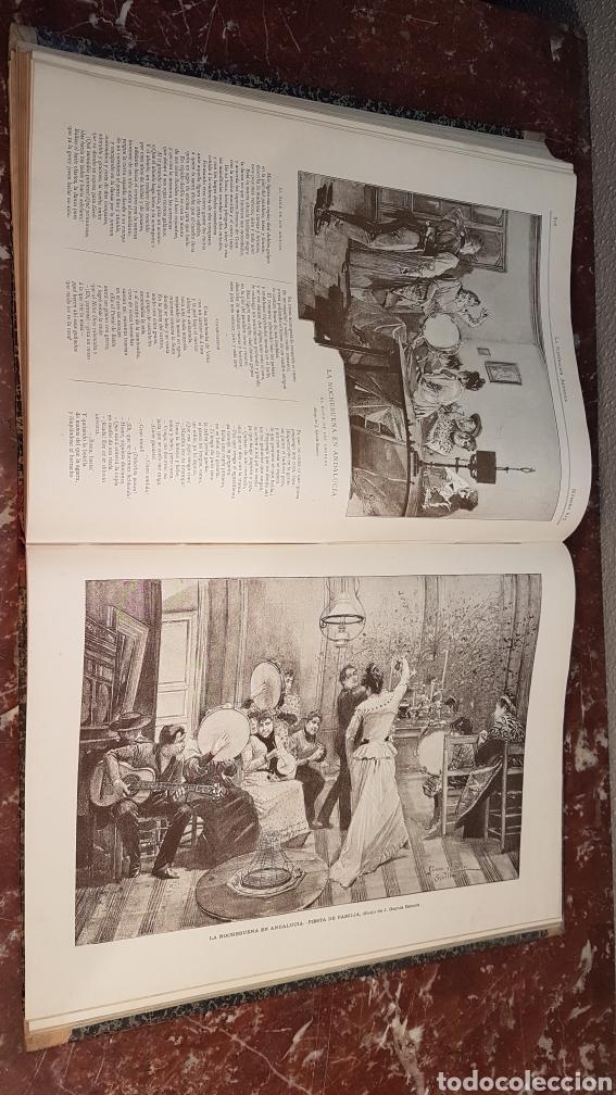 Enciclopedias antiguas: LA ILUSTRACIÓN ARTISTICA. AÑO XII. BARCELONA, DESDE 3 Jul. - 25 Dic. 1893. TOMO 2 - Foto 21 - 197559512