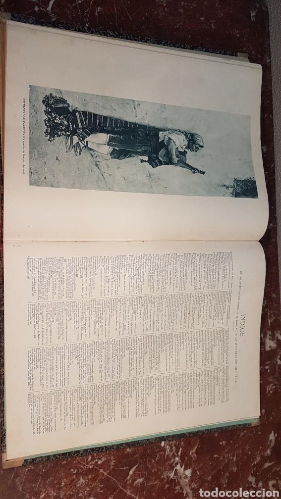 Enciclopedias antiguas: LA ILUSTRACIÓN ARTISTICA. AÑO XII. BARCELONA, DESDE 3 Jul. - 25 Dic. 1893. TOMO 2 - Foto 24 - 197559512
