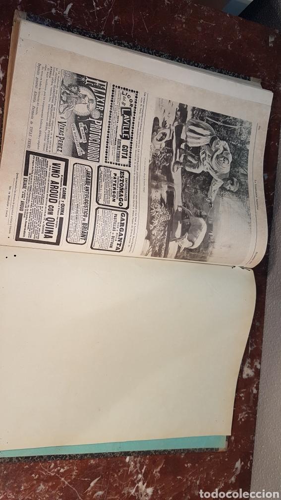 Enciclopedias antiguas: LA ILUSTRACIÓN ARTISTICA. AÑO XII. BARCELONA, DESDE 3 Jul. - 25 Dic. 1893. TOMO 2 - Foto 25 - 197559512