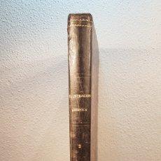 Enciclopedias antiguas: LA ILUSTRACIÓN ARTISTICA. AÑO XVII. BARCELONA, DESDE 4 JUL. - 26 DIC. 1898. TOMO 2. Lote 197570998
