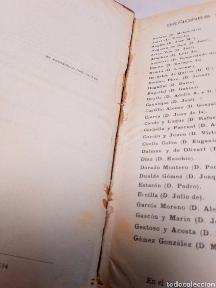 Enciclopedias antiguas: Apéndice enciclopedia jurídica española Francisco Seix editor 1912 - Foto 4 - 197607076