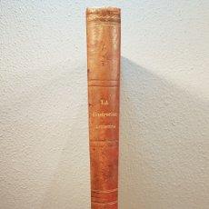 Enciclopedias antiguas: LA ILUSTRACIÓN ARTISTICA. AÑO X. BARCELONA, DESDE 5 DE ENERO, NUM. 471, A 29 DE JUN. 1891. NUM. 496. Lote 197611967