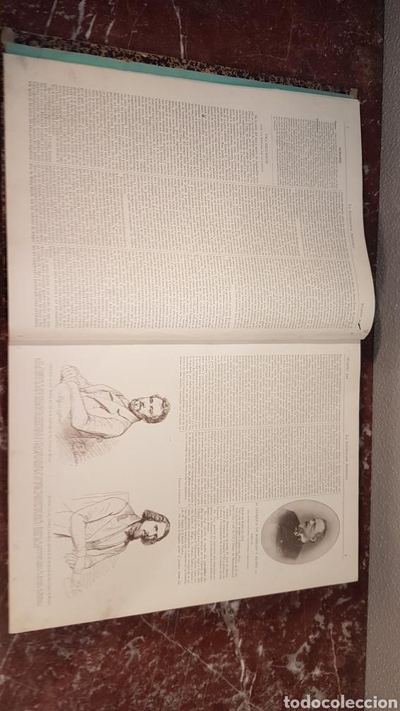Enciclopedias antiguas: LA ILUSTRACIÓN ARTISTICA. AÑO IX. BARCELONA, DESDE 1 DE JULIO, NUM. 444, A 29 DE DIC. 1890.NUM.470. - Foto 6 - 197626198
