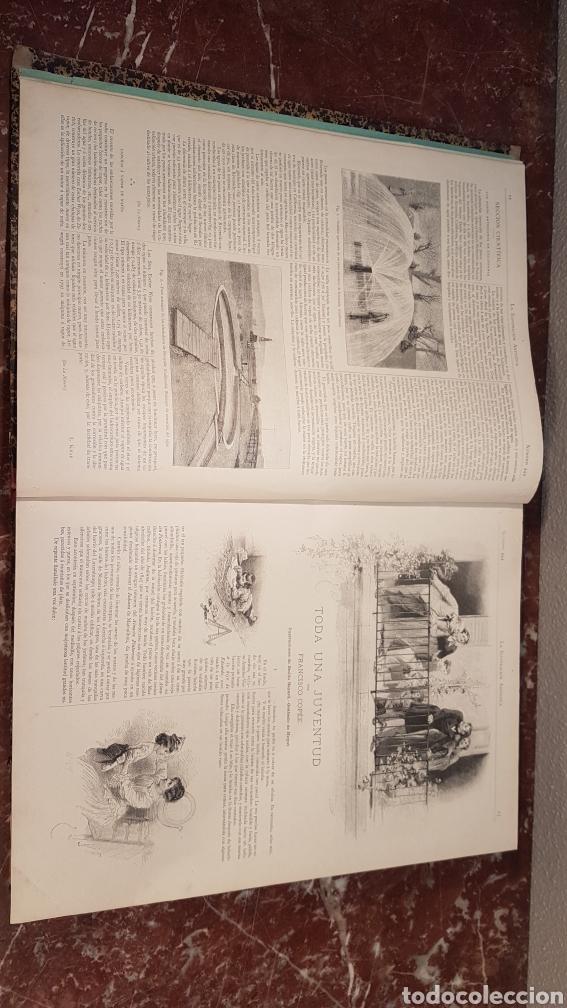 Enciclopedias antiguas: LA ILUSTRACIÓN ARTISTICA. AÑO IX. BARCELONA, DESDE 1 DE JULIO, NUM. 444, A 29 DE DIC. 1890.NUM.470. - Foto 7 - 197626198