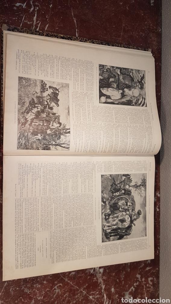 Enciclopedias antiguas: LA ILUSTRACIÓN ARTISTICA. AÑO IX. BARCELONA, DESDE 1 DE JULIO, NUM. 444, A 29 DE DIC. 1890.NUM.470. - Foto 9 - 197626198