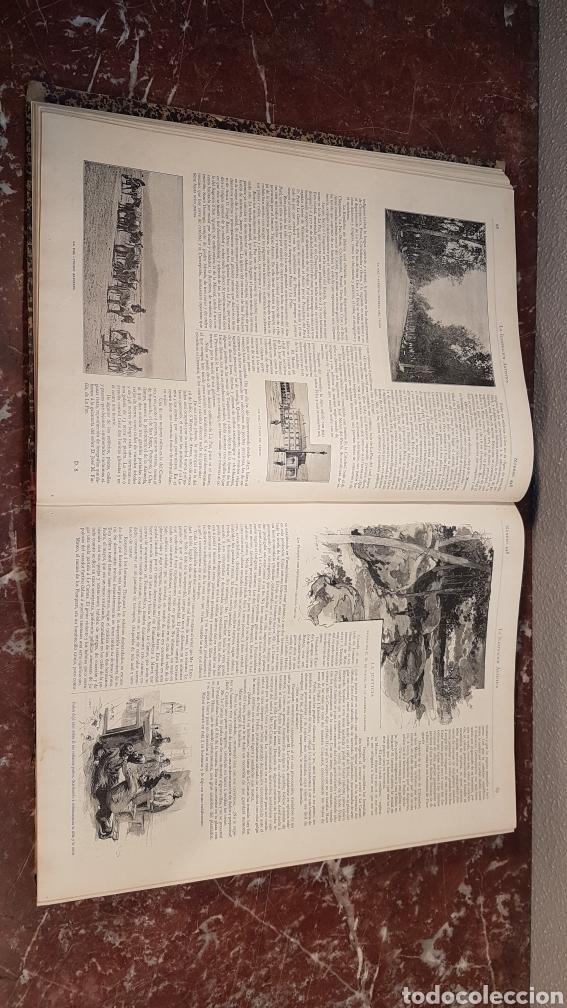 Enciclopedias antiguas: LA ILUSTRACIÓN ARTISTICA. AÑO IX. BARCELONA, DESDE 1 DE JULIO, NUM. 444, A 29 DE DIC. 1890.NUM.470. - Foto 10 - 197626198