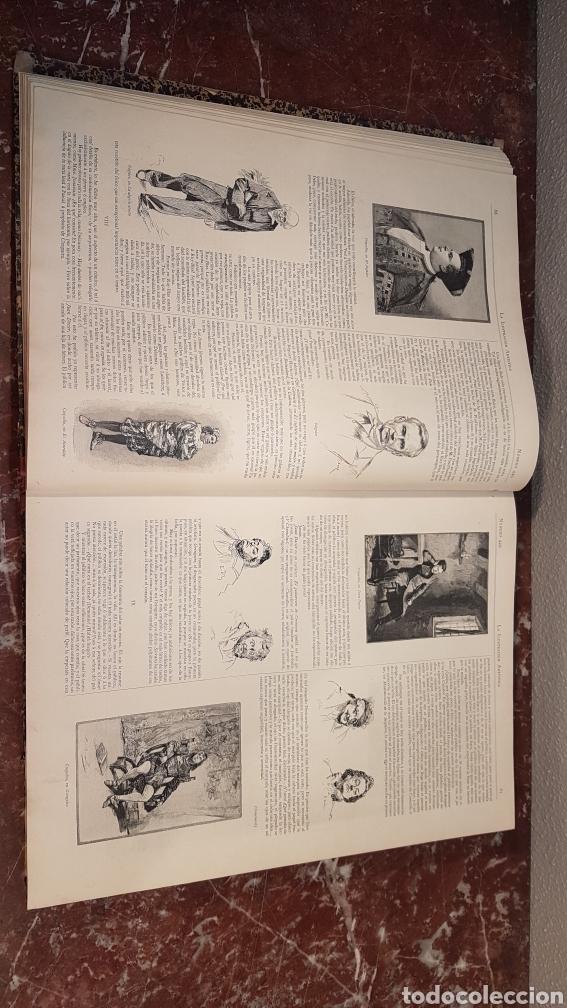 Enciclopedias antiguas: LA ILUSTRACIÓN ARTISTICA. AÑO IX. BARCELONA, DESDE 1 DE JULIO, NUM. 444, A 29 DE DIC. 1890.NUM.470. - Foto 11 - 197626198