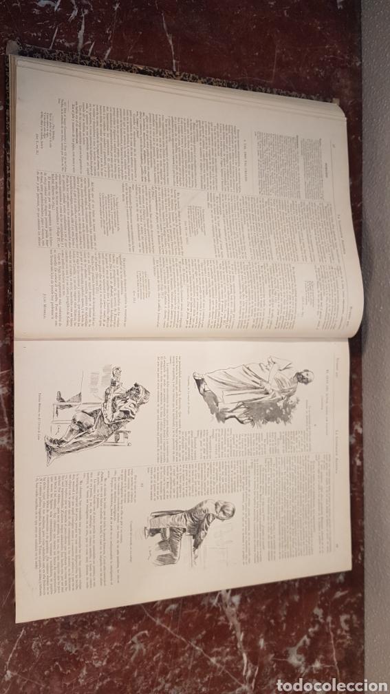 Enciclopedias antiguas: LA ILUSTRACIÓN ARTISTICA. AÑO IX. BARCELONA, DESDE 1 DE JULIO, NUM. 444, A 29 DE DIC. 1890.NUM.470. - Foto 12 - 197626198