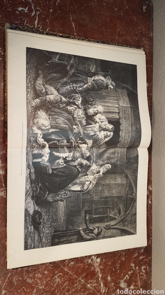 Enciclopedias antiguas: LA ILUSTRACIÓN ARTISTICA. AÑO IX. BARCELONA, DESDE 1 DE JULIO, NUM. 444, A 29 DE DIC. 1890.NUM.470. - Foto 13 - 197626198