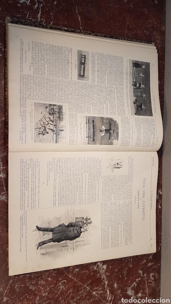 Enciclopedias antiguas: LA ILUSTRACIÓN ARTISTICA. AÑO IX. BARCELONA, DESDE 1 DE JULIO, NUM. 444, A 29 DE DIC. 1890.NUM.470. - Foto 14 - 197626198