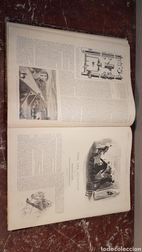 Enciclopedias antiguas: LA ILUSTRACIÓN ARTISTICA. AÑO IX. BARCELONA, DESDE 1 DE JULIO, NUM. 444, A 29 DE DIC. 1890.NUM.470. - Foto 16 - 197626198