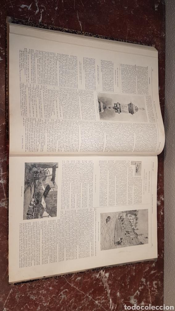 Enciclopedias antiguas: LA ILUSTRACIÓN ARTISTICA. AÑO IX. BARCELONA, DESDE 1 DE JULIO, NUM. 444, A 29 DE DIC. 1890.NUM.470. - Foto 18 - 197626198