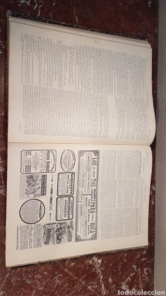 Enciclopedias antiguas: LA ILUSTRACIÓN ARTISTICA. AÑO IX. BARCELONA, DESDE 1 DE JULIO, NUM. 444, A 29 DE DIC. 1890.NUM.470. - Foto 19 - 197626198