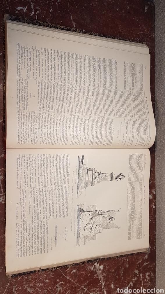 Enciclopedias antiguas: LA ILUSTRACIÓN ARTISTICA. AÑO IX. BARCELONA, DESDE 1 DE JULIO, NUM. 444, A 29 DE DIC. 1890.NUM.470. - Foto 21 - 197626198