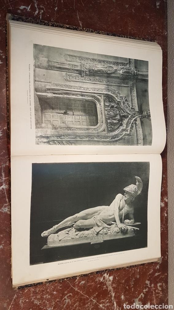 Enciclopedias antiguas: LA ILUSTRACIÓN ARTISTICA. AÑO IX. BARCELONA, DESDE 1 DE JULIO, NUM. 444, A 29 DE DIC. 1890.NUM.470. - Foto 22 - 197626198