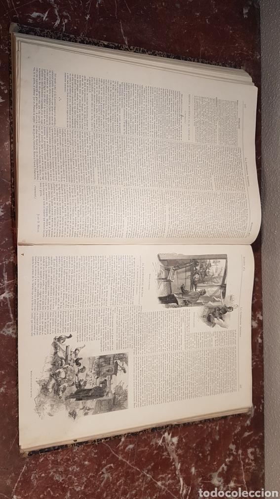 Enciclopedias antiguas: LA ILUSTRACIÓN ARTISTICA. AÑO IX. BARCELONA, DESDE 1 DE JULIO, NUM. 444, A 29 DE DIC. 1890.NUM.470. - Foto 25 - 197626198