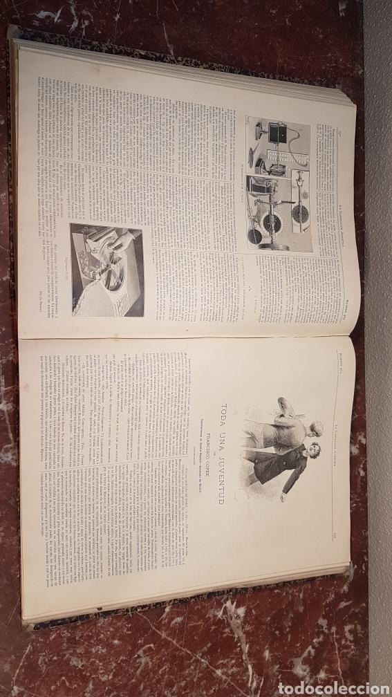 Enciclopedias antiguas: LA ILUSTRACIÓN ARTISTICA. AÑO IX. BARCELONA, DESDE 1 DE JULIO, NUM. 444, A 29 DE DIC. 1890.NUM.470. - Foto 26 - 197626198