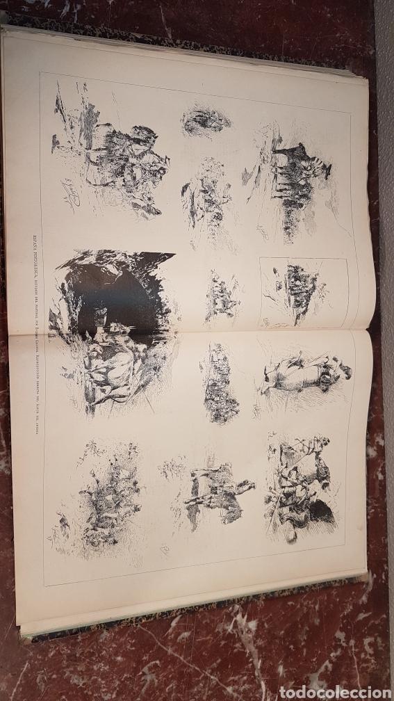 Enciclopedias antiguas: LA ILUSTRACIÓN ARTISTICA. AÑO IX. BARCELONA, DESDE 1 DE JULIO, NUM. 444, A 29 DE DIC. 1890.NUM.470. - Foto 28 - 197626198