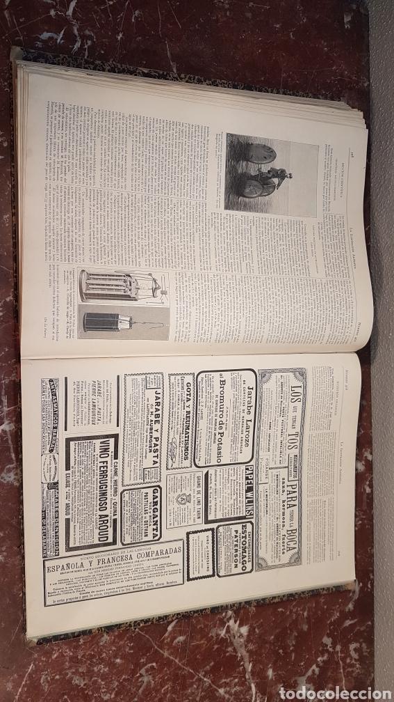 Enciclopedias antiguas: LA ILUSTRACIÓN ARTISTICA. AÑO IX. BARCELONA, DESDE 1 DE JULIO, NUM. 444, A 29 DE DIC. 1890.NUM.470. - Foto 30 - 197626198