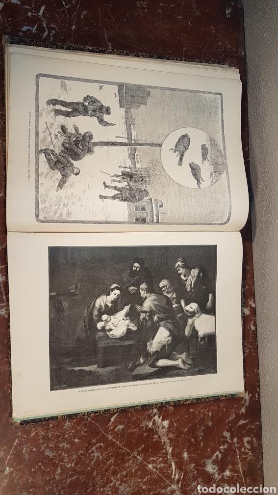 Enciclopedias antiguas: LA ILUSTRACIÓN ARTISTICA. AÑO IX. BARCELONA, DESDE 1 DE JULIO, NUM. 444, A 29 DE DIC. 1890.NUM.470. - Foto 31 - 197626198