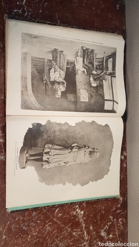 Enciclopedias antiguas: LA ILUSTRACIÓN ARTISTICA. AÑO IX. BARCELONA, DESDE 1 DE JULIO, NUM. 444, A 29 DE DIC. 1890.NUM.470. - Foto 32 - 197626198
